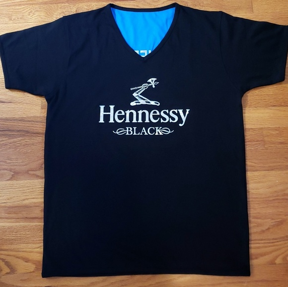hennessy Other - NWOT Hennessy Dark Reversible Shirt Special  L